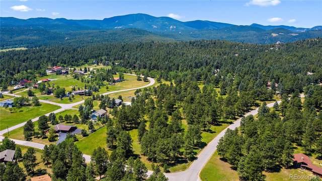 8177 Centaur Drive, Evergreen, CO 80439 (#3857462) :: James Crocker Team