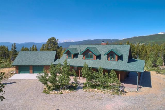 75 Pennsylvania Gulch Road, Nederland, CO 80466 (#3857577) :: The DeGrood Team