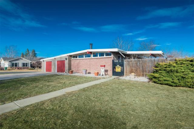 5998 S Clayton Street, Centennial, CO 80121 (#3857657) :: Structure CO Group