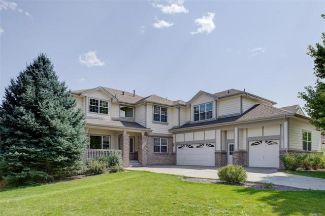 22154 E Rowland Place, Aurora, CO 80016 (#3857695) :: The Heyl Group at Keller Williams