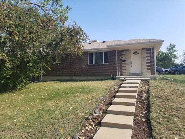 780 E 85th Avenue, Denver, CO 80229 (#3857920) :: The Peak Properties Group