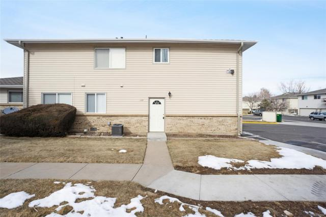 3351 S Field Street #128, Lakewood, CO 80227 (#3857971) :: The Dixon Group