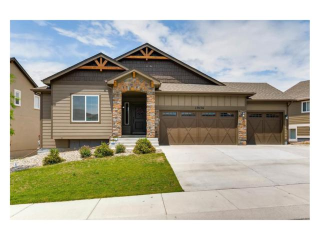 17836 Mining Way, Monument, CO 80132 (MLS #3858091) :: 8z Real Estate