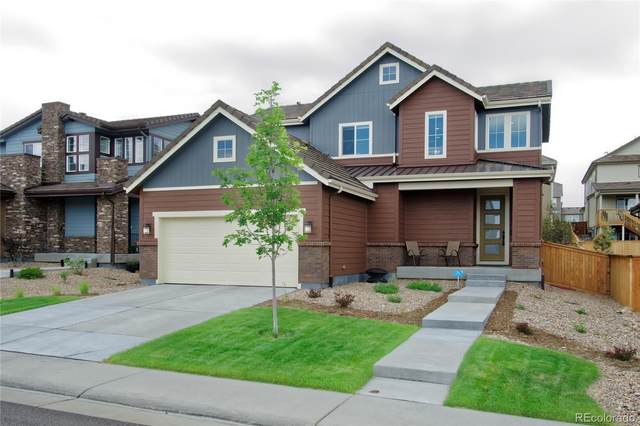 14212 Mosaic Avenue, Parker, CO 80134 (#3858292) :: The DeGrood Team