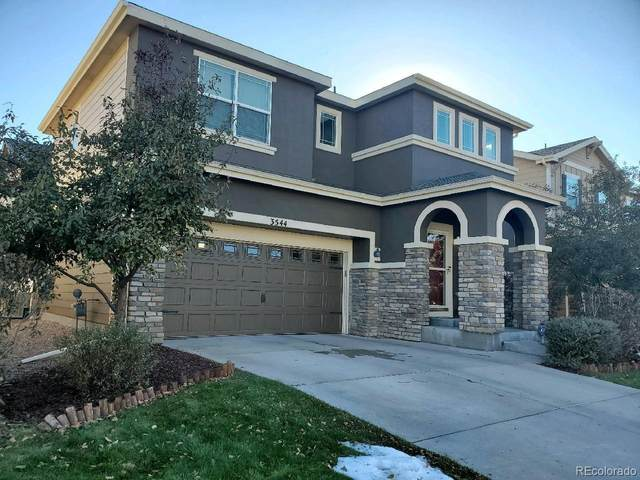 3544 E 141st Drive, Thornton, CO 80602 (#3858473) :: Kimberly Austin Properties