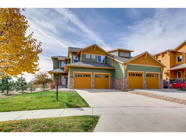 18342 E Saskatoon Place, Parker, CO 80134 (#3858867) :: Structure CO Group