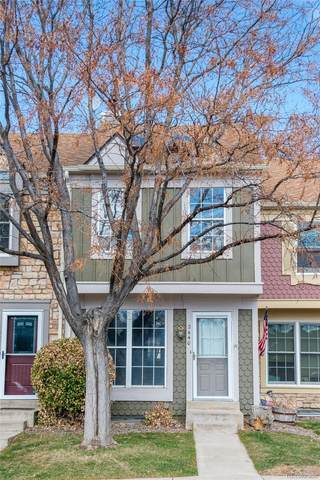 2440 E Nichols Circle, Centennial, CO 80122 (MLS #3858978) :: 8z Real Estate