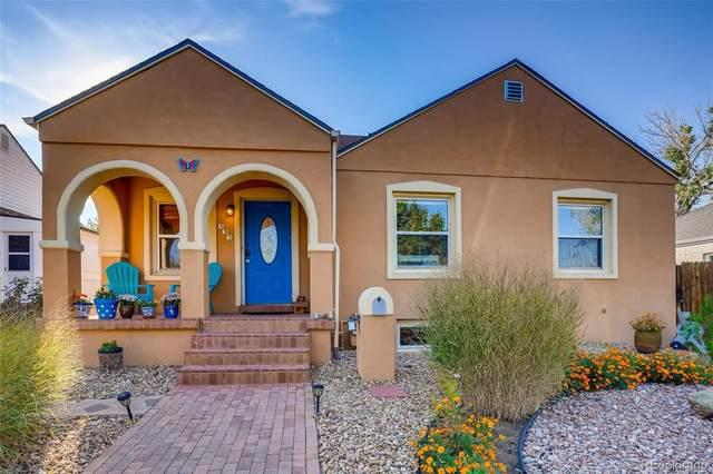 555 S Dale Court, Denver, CO 80219 (MLS #3859872) :: 8z Real Estate