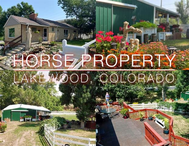 9095 W Mississippi Avenue, Lakewood, CO 80226 (#3860111) :: Berkshire Hathaway HomeServices Innovative Real Estate