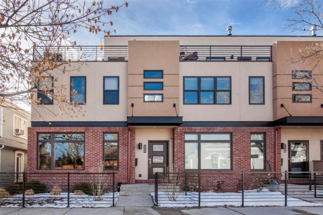 2526 W Argyle Place, Denver, CO 80211 (#3860516) :: The Peak Properties Group