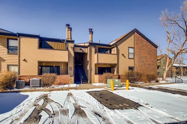 11901 E Harvard Avenue #104, Aurora, CO 80014 (#3860734) :: Stephanie Fryncko | Keller Williams Integrity