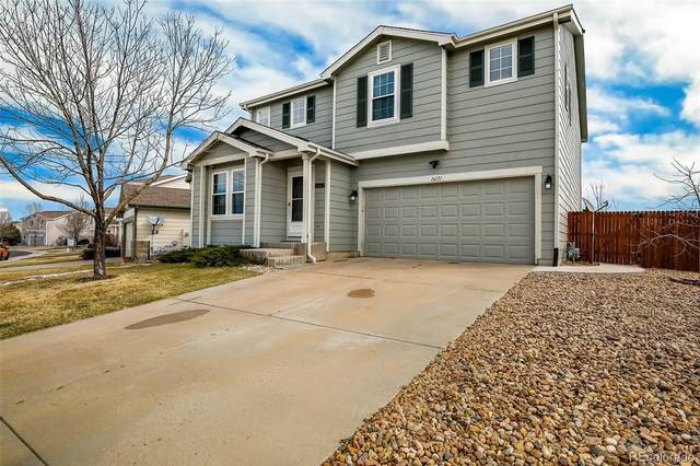 16171 E Phillips Drive, Englewood, CO 80112 (#3860826) :: The Dixon Group