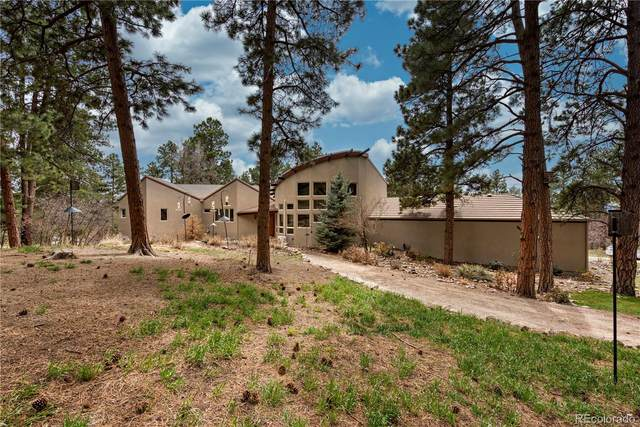 300 Ponderosa Lane, Elizabeth, CO 80107 (#3861100) :: Bring Home Denver with Keller Williams Downtown Realty LLC