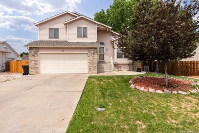 27 Thames Drive, Pueblo, CO 81005 (#3861669) :: Stephanie Fryncko | Keller Williams Integrity