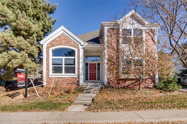 1011 S Valentia Street #99, Denver, CO 80247 (#3861740) :: The Heyl Group at Keller Williams