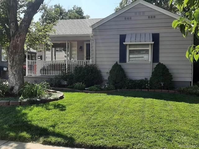 3091 S Bannock Street, Englewood, CO 80110 (#3861980) :: Kimberly Austin Properties