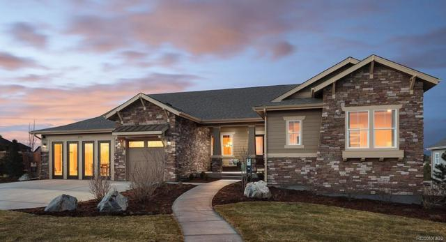 25753 E Alder Place, Aurora, CO 80016 (#3861999) :: The Tamborra Team