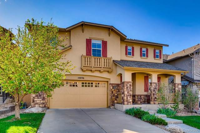 10898 Valleybrook Circle, Highlands Ranch, CO 80130 (#3862248) :: The DeGrood Team