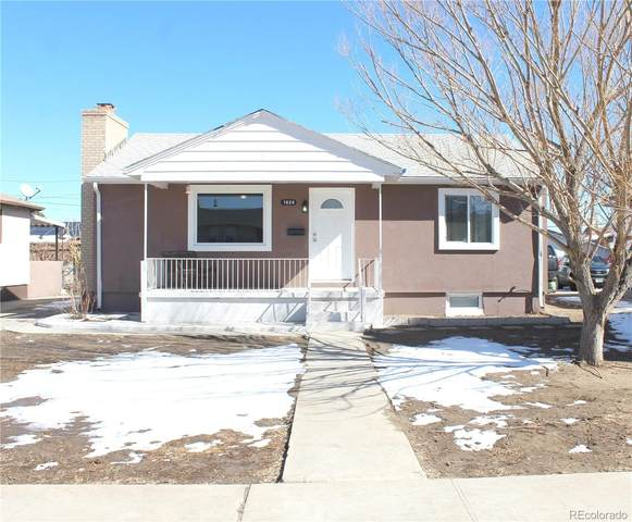 1624 Gaylord Avenue, Pueblo, CO 81004 (#3862326) :: Hudson Stonegate Team