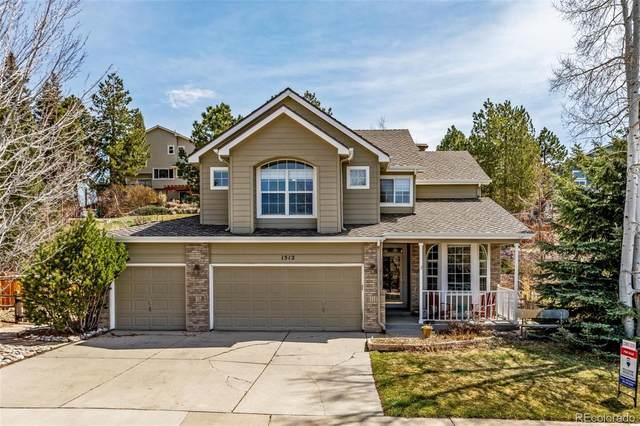 1512 Whitetail Drive, Castle Rock, CO 80104 (#3862398) :: HomeSmart