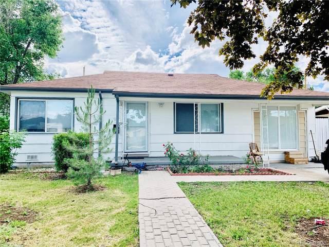 919 S Decatur Street, Denver, CO 80219 (MLS #3862455) :: 8z Real Estate