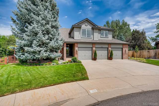 7545 Indian Wells Way, Lone Tree, CO 80124 (#3862474) :: HomeSmart Realty Group