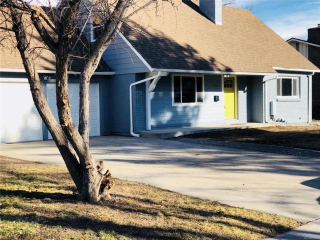 2930 Xenon Street, Wheat Ridge, CO 80215 (#3862487) :: The Peak Properties Group
