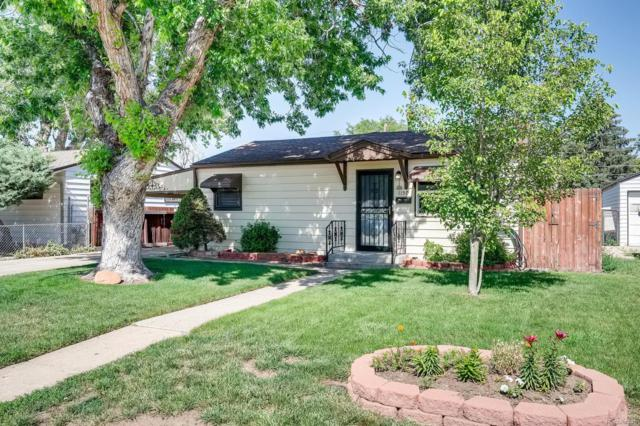 1150 S Knox Court, Denver, CO 80219 (#3862719) :: The Heyl Group at Keller Williams