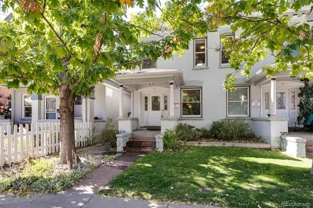 41 S Logan Street, Denver, CO 80209 (#3862867) :: The Gilbert Group