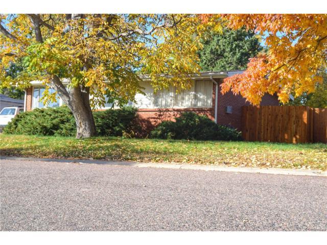 2151 S Wolcott Court, Denver, CO 80219 (MLS #3862970) :: 8z Real Estate