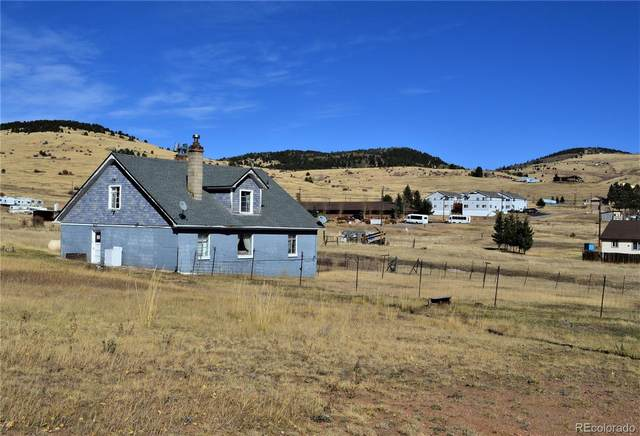 609 N B Street, Cripple Creek, CO 80813 (#3862987) :: The Gilbert Group