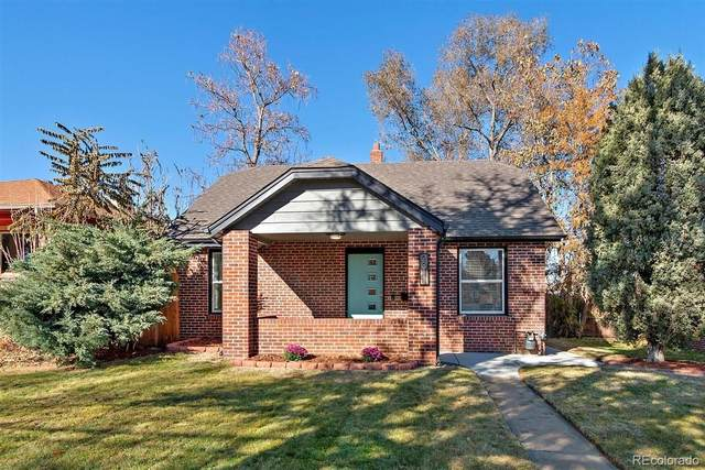 2311 W 45th Avenue, Denver, CO 80211 (MLS #3863072) :: The Sam Biller Home Team