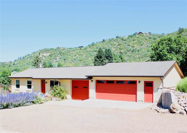 1171 Bulkey Street, Castle Rock, CO 80108 (MLS #3863165) :: 8z Real Estate
