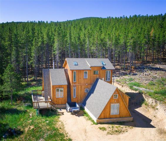 42 Doe Trail, Nederland, CO 80466 (#3863218) :: Bring Home Denver