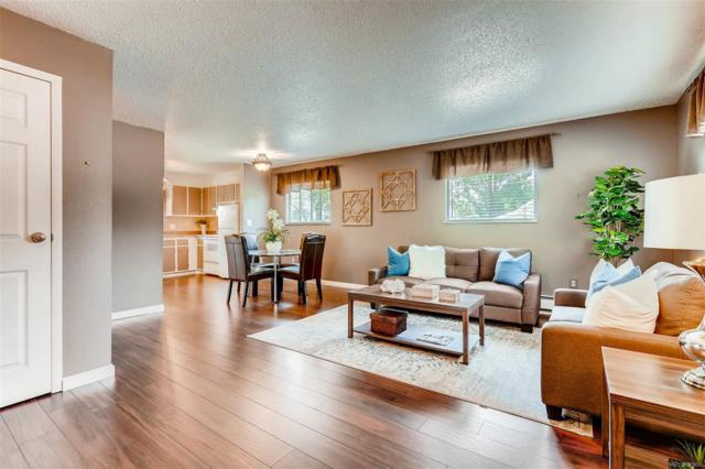 5700 W 28th Avenue #14, Wheat Ridge, CO 80214 (#3863785) :: Wisdom Real Estate