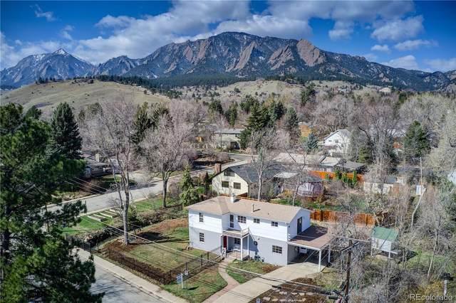 605 20th Street, Boulder, CO 80302 (MLS #3864079) :: 8z Real Estate
