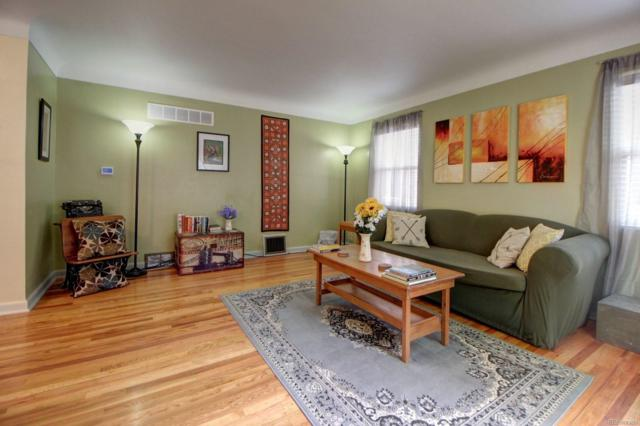 2251 Pontiac Street, Denver, CO 80207 (#3864240) :: Wisdom Real Estate