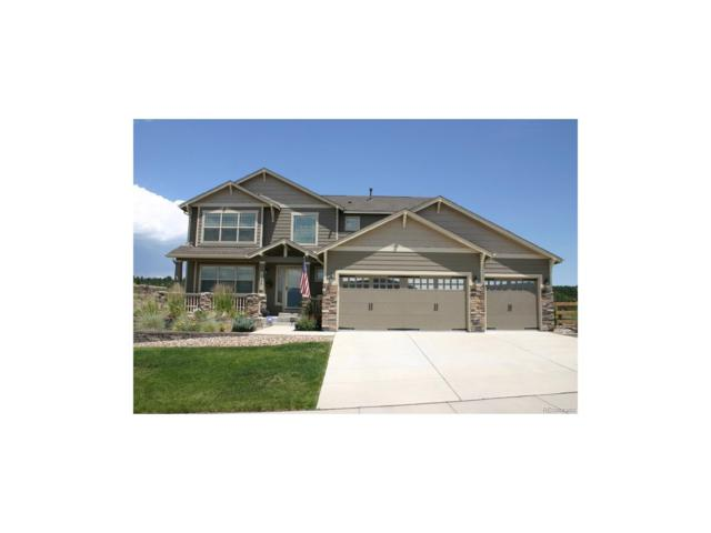 15531 Short Line Court, Monument, CO 80132 (MLS #3864247) :: 8z Real Estate
