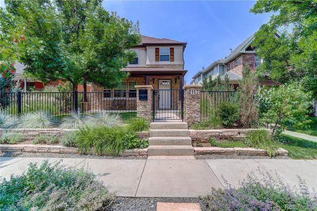2117 S Clarkson Street, Denver, CO 80210 (#3864528) :: Sultan Newman Group