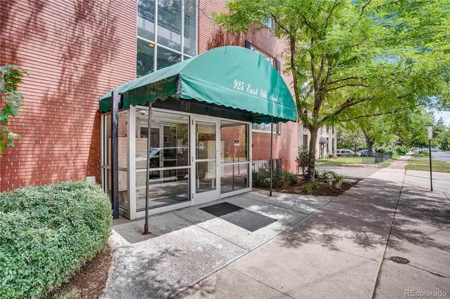 925 E 8th Avenue #240, Denver, CO 80218 (#3864745) :: Kimberly Austin Properties