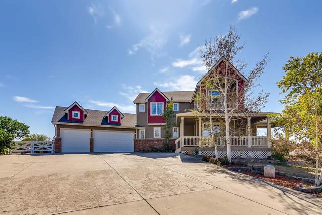 10280 E 150th Avenue, Brighton, CO 80602 (#3864810) :: James Crocker Team