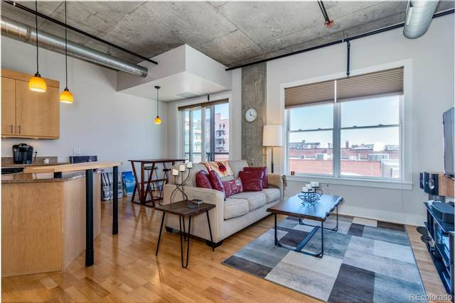2210 Blake Street #306, Denver, CO 80205 (MLS #3864820) :: 8z Real Estate