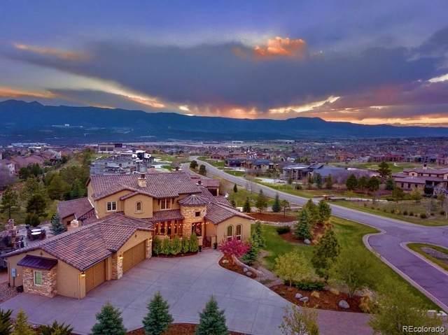 1545 Vine Cliff Heights, Colorado Springs, CO 80921 (#3864954) :: Portenga Properties