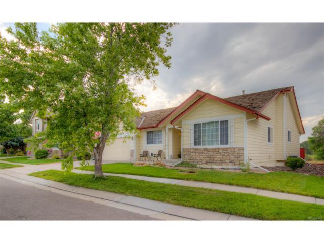 18967 E Clear Creek Drive, Parker, CO 80134 (MLS #3865144) :: 8z Real Estate