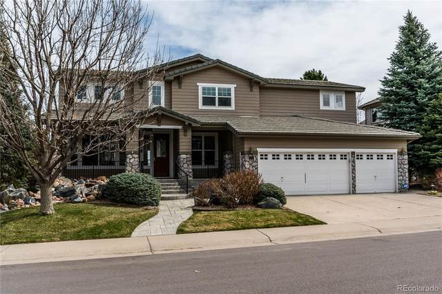 8906 Hunters Way, Highlands Ranch, CO 80129 (#3865182) :: The HomeSmiths Team - Keller Williams