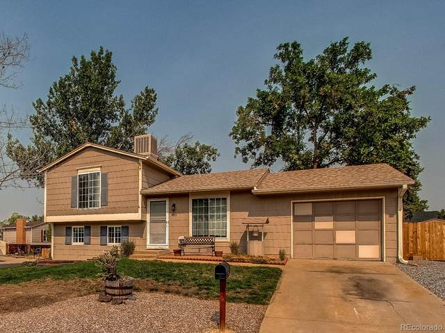 9328 Flower Court, Westminster, CO 80021 (#3865856) :: The Brokerage Group