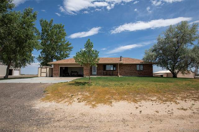 16230 Highway 52, Fort Lupton, CO 80621 (#3865973) :: The Scott Futa Home Team