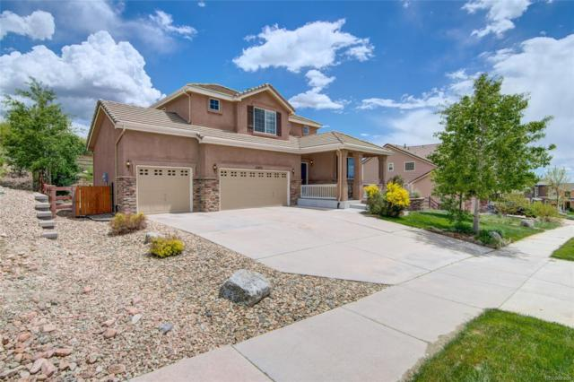 13475 Canyons Edge Drive, Colorado Springs, CO 80921 (MLS #3866240) :: 8z Real Estate