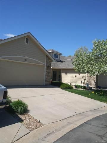 3500 Swanstone Drive #21, Fort Collins, CO 80525 (#3866318) :: Wisdom Real Estate