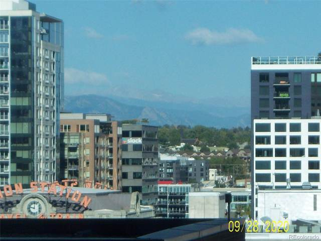 1777 Larimer Street #901, Denver, CO 80202 (#3866337) :: Berkshire Hathaway HomeServices Innovative Real Estate